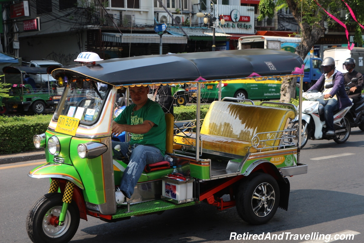 Bangkok Tuk Tuk Traffic - Bangkok by Day.jpg
