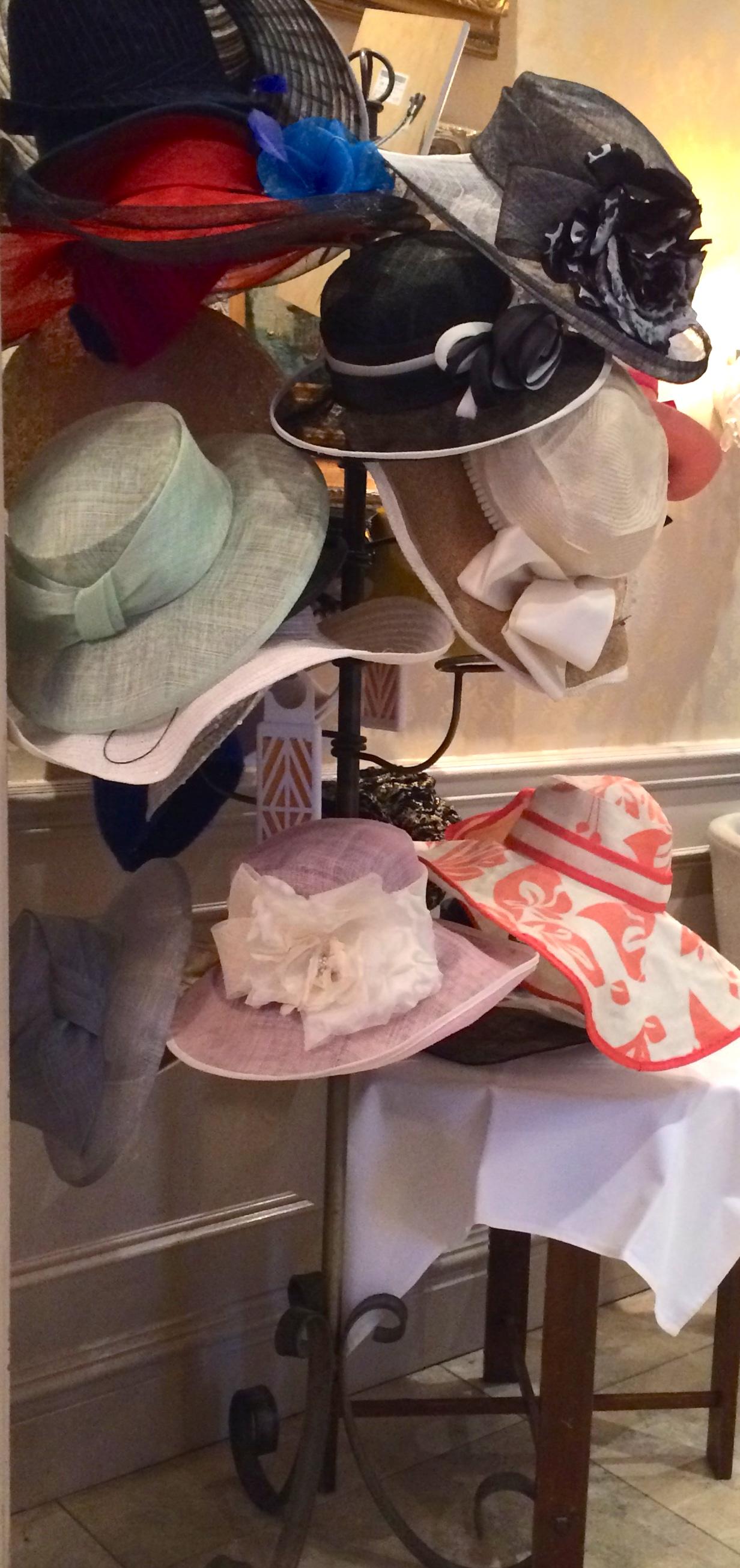 Windsor Arms Tea Hats - Afternoon Tea In Toronto.jpg