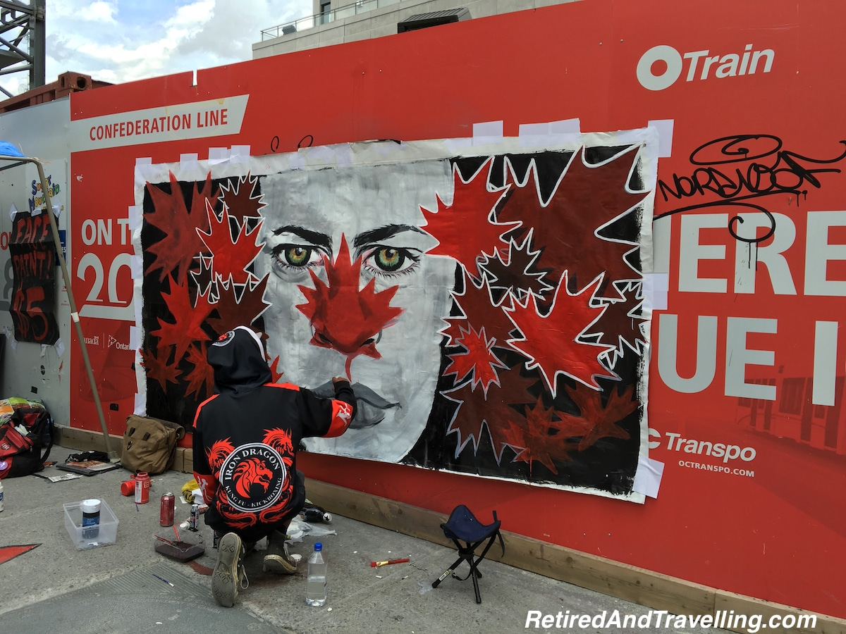 Everything Red and While - Ottawa for Canada Day.jpg