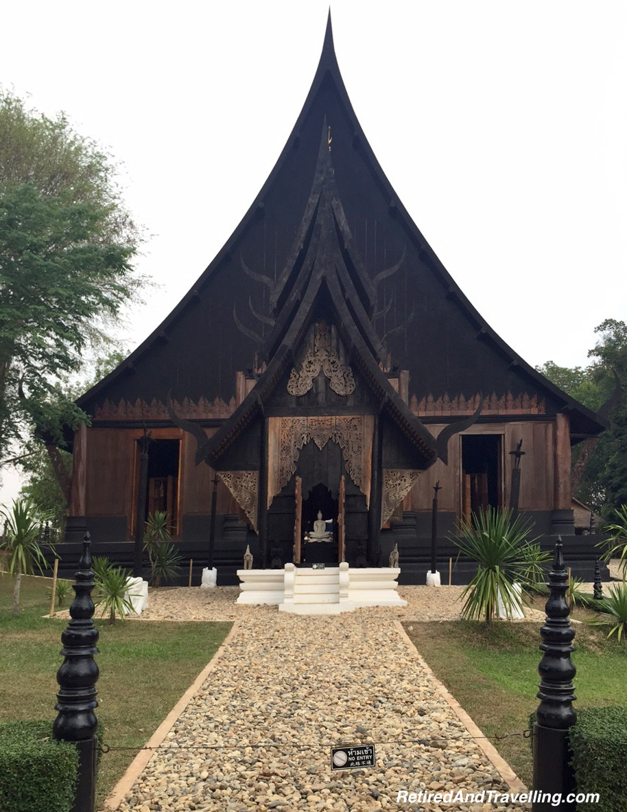 Black Temple, Chiang Mai Thailand - Adventures Through SE Asia.jpg