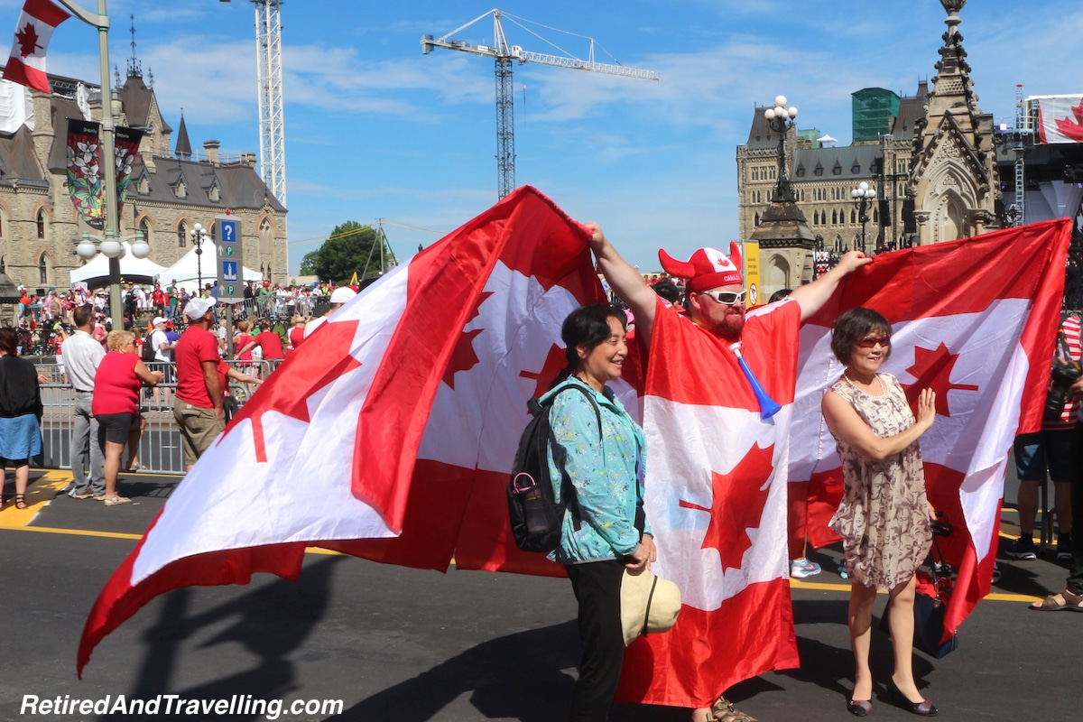 Crazy Red and White - Ottawa for Canada Day.jpg