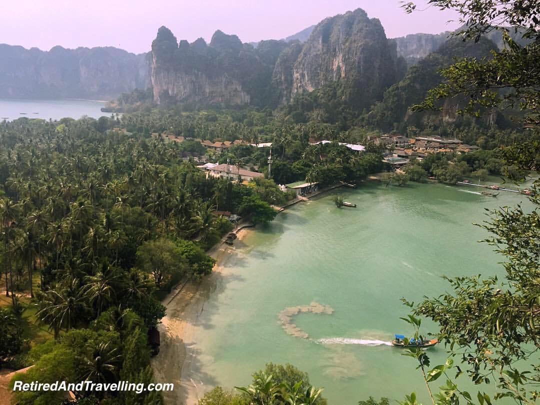 Limestone Cliffs - Raillay Beach - Thailand - Adventures Through SE Asia.jpg