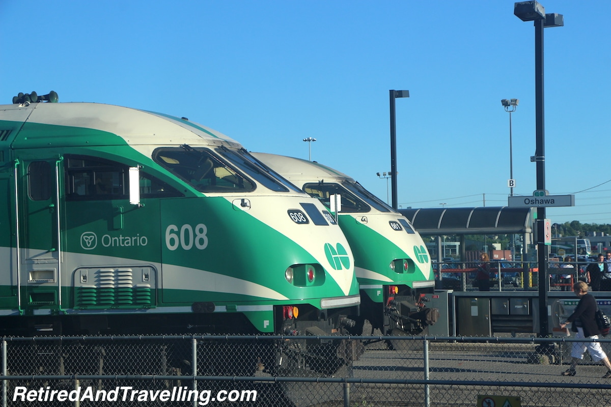 Scenery Toronto to Ottawa  - GO Train Station -  Via Rail Business Class.jpg