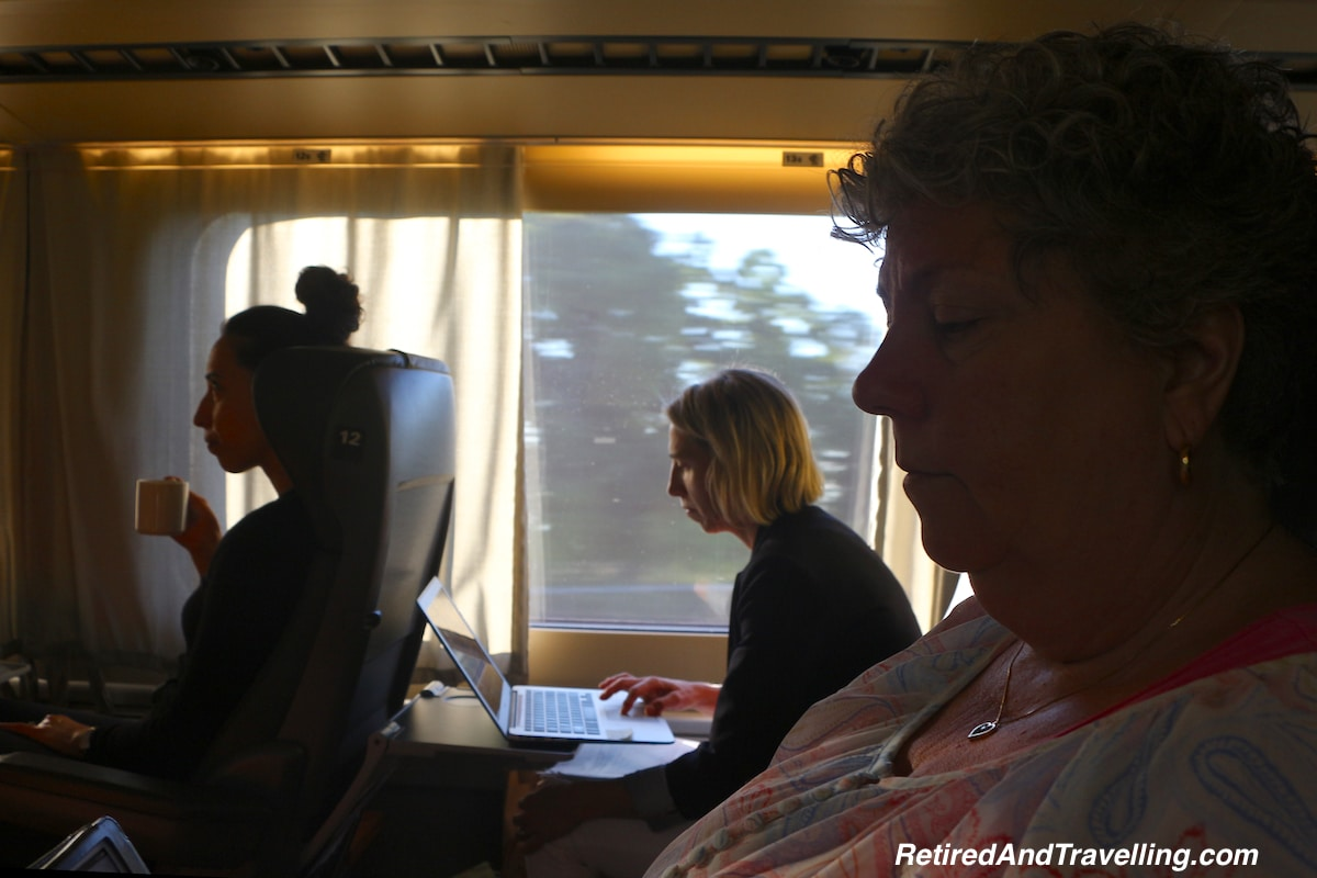 Working -  Via Rail Business Class.jpg