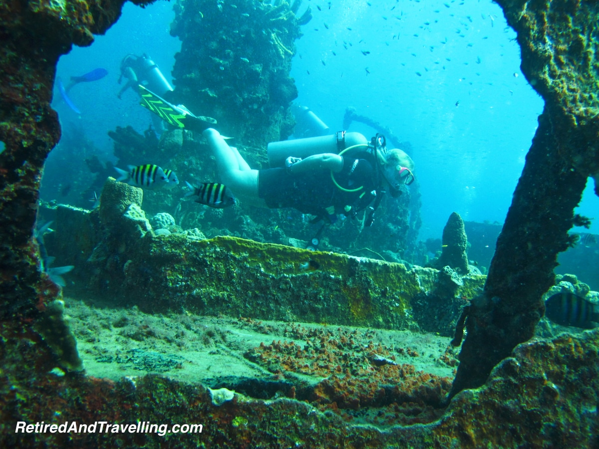 Scuba Diving In St Lucia Retired And Travelling