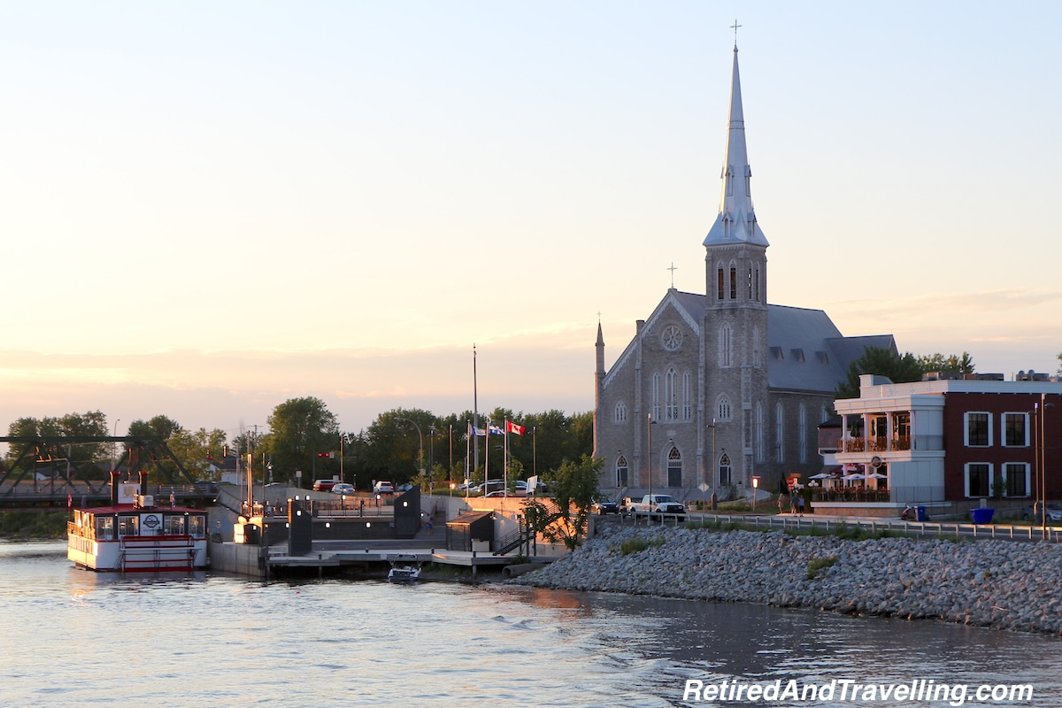 Gatineau Church - Capital Cruises - Ottawa From The River.jpg