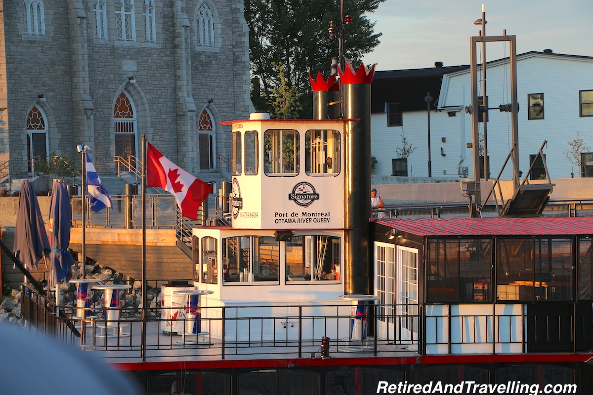 Gatineau Church and Port of Montreal - Capital Cruises - Ottawa From The River.jpg
