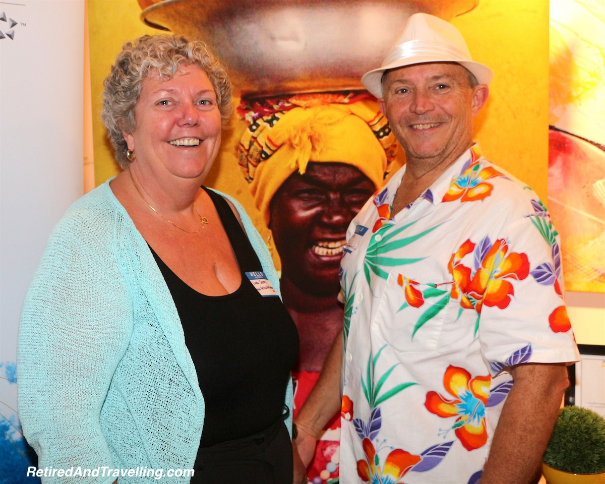 Linda and David at Travel Massive Toronto - Travel Massive Celebrates with Columbia.jpg