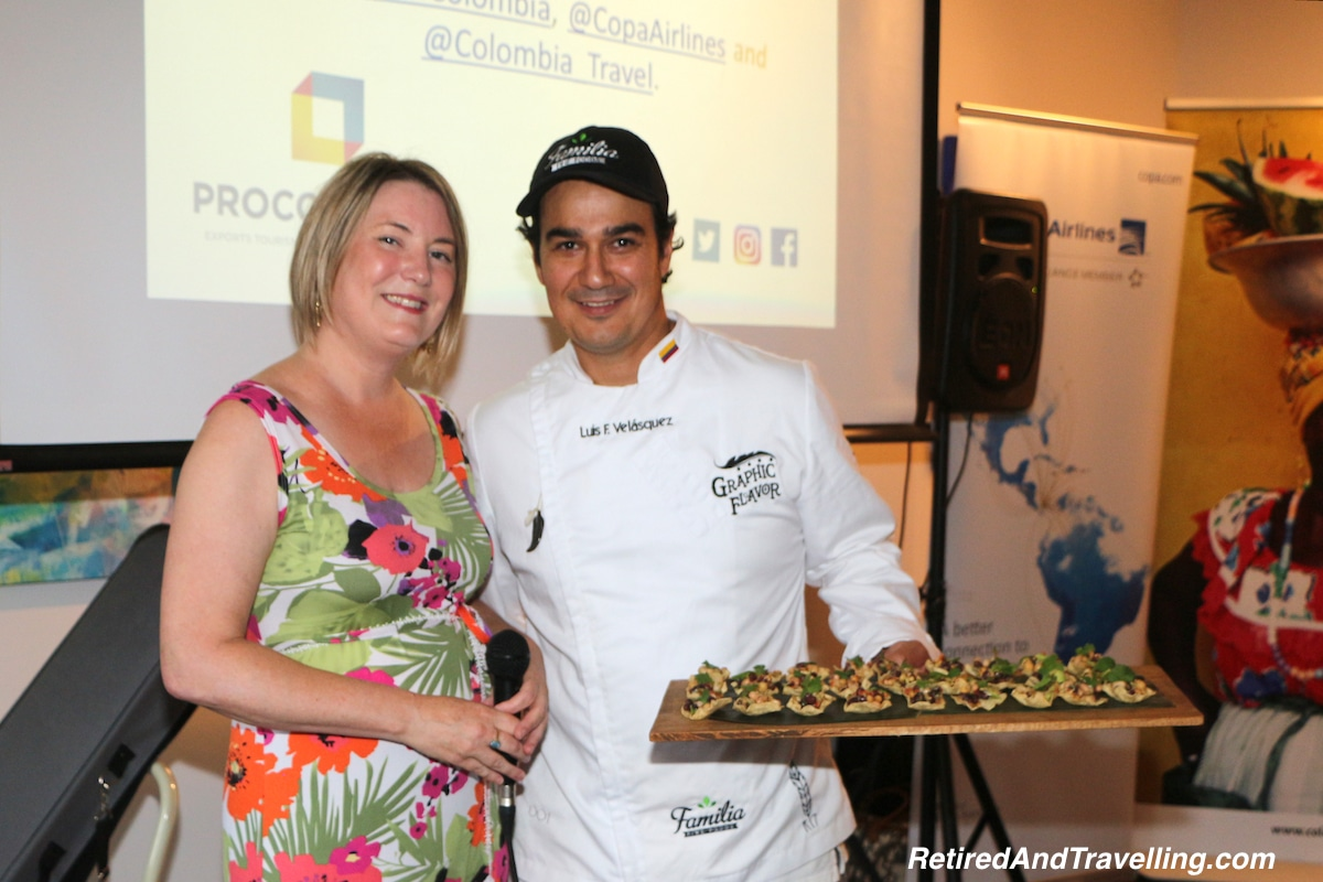 Chef Luis - Columbian Food - Travel Massive Celebrates with Columbia.jpg
