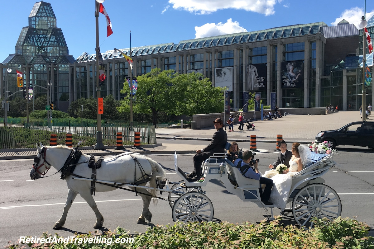 National Gallery of Canada and a wedding - Ottawa From The River.jpg