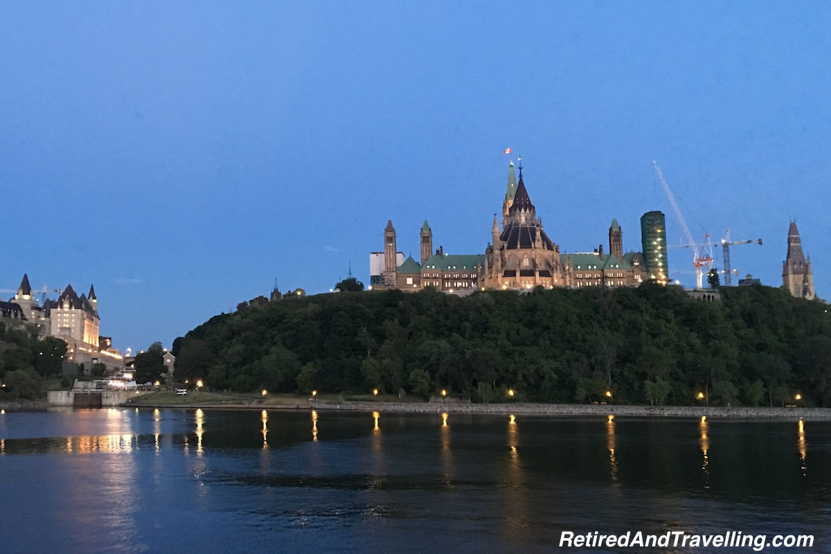 Parliament Sunset Sunset - Capital Cruises - Ottawa From The River.jpg