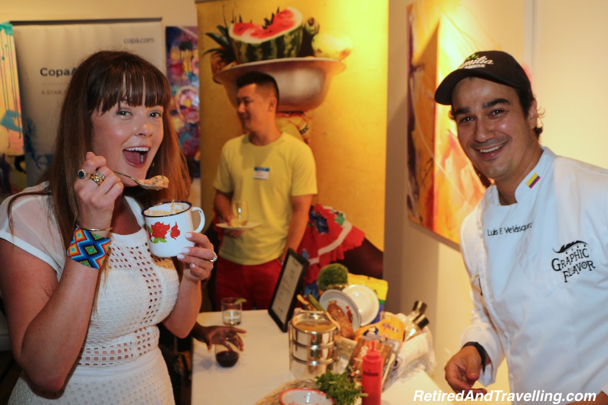 Shrimp Ceviche - Chef Luis - Columbian Food - Travel Massive Celebrates with Columbia.jpg