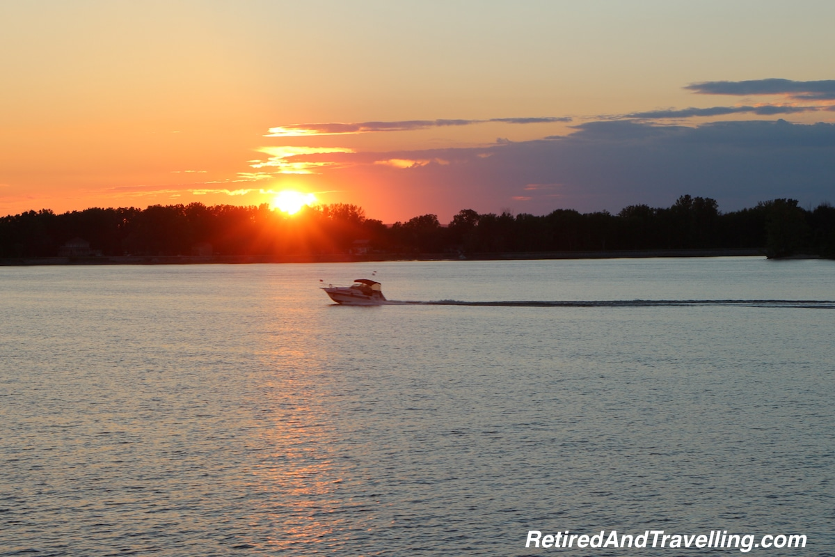 Sunset on the Ottawa River - Capital Cruises - Ottawa From The River.jpg