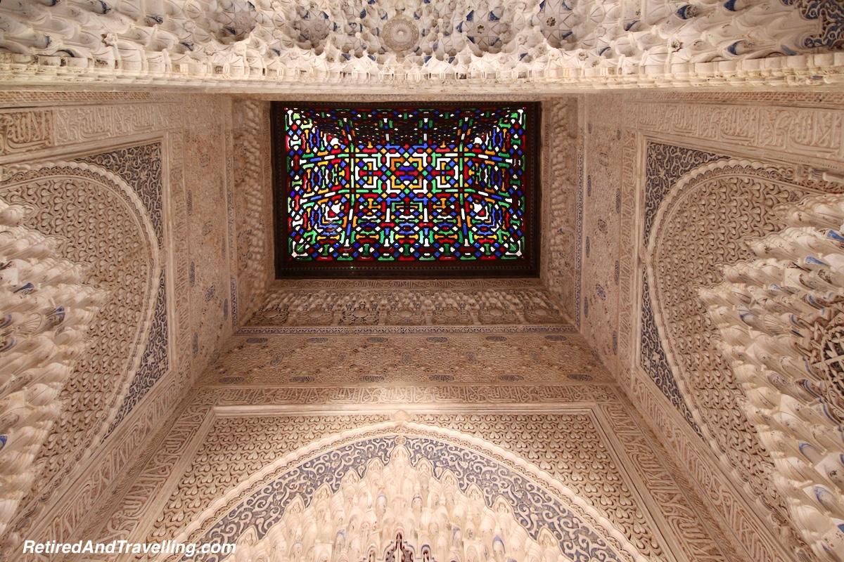Alhambra Ceiling - Moorish Granada.jpg