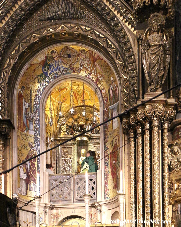 Montserrat Church Black Madonna - Views From Montserrat.jpg