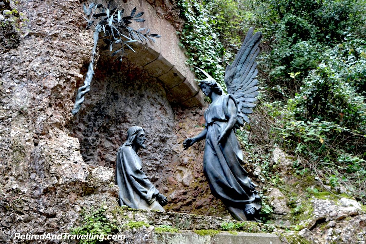 Montserrat Lower Level Statues - Views From Montserrat.jpg
