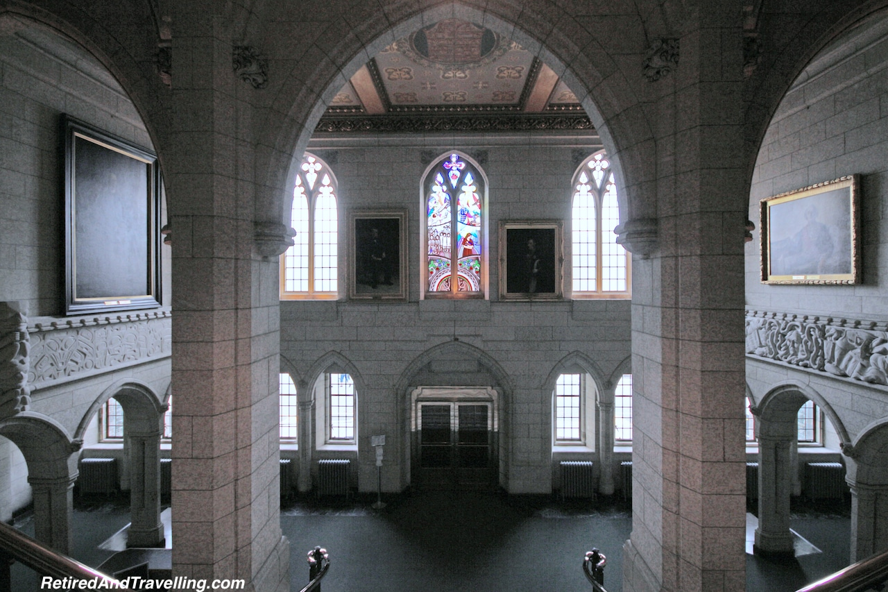 Stained Glass Window - House of Parliament - Parliament Hill in Ottawa.jpg
