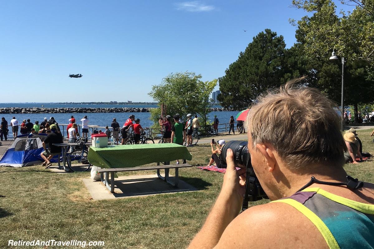 Watchers and Photographers - Toronto Airshow.jpg