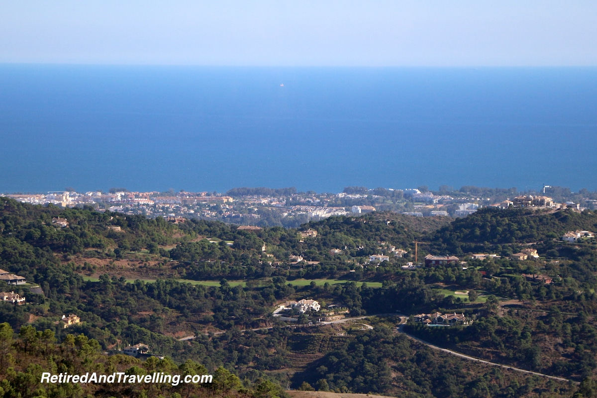 Marbella in the Distance - Spanish Hill Town.jpg