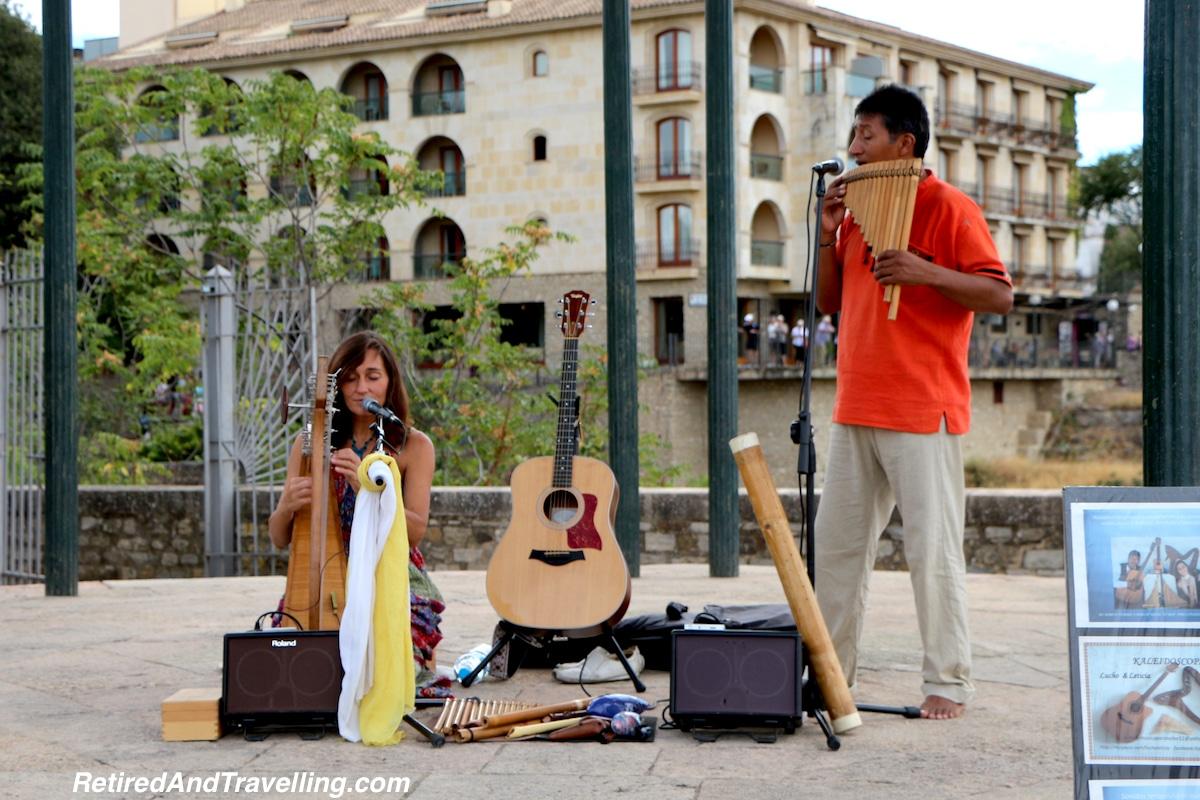 Ronda Street Musicians - Spanish Hill Town.jpg