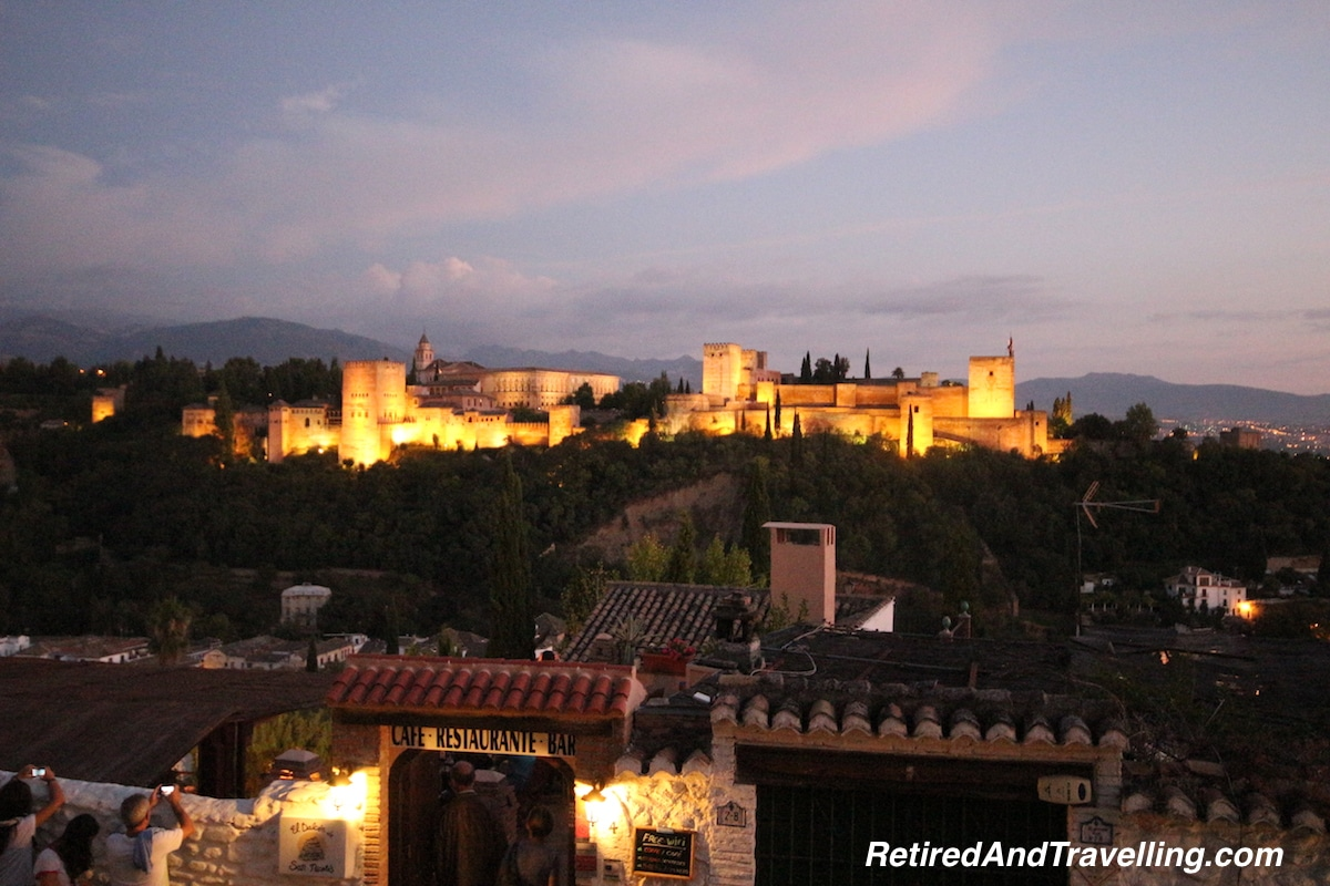 St Nicols View of Alhambra - Moorish Granada.jpg