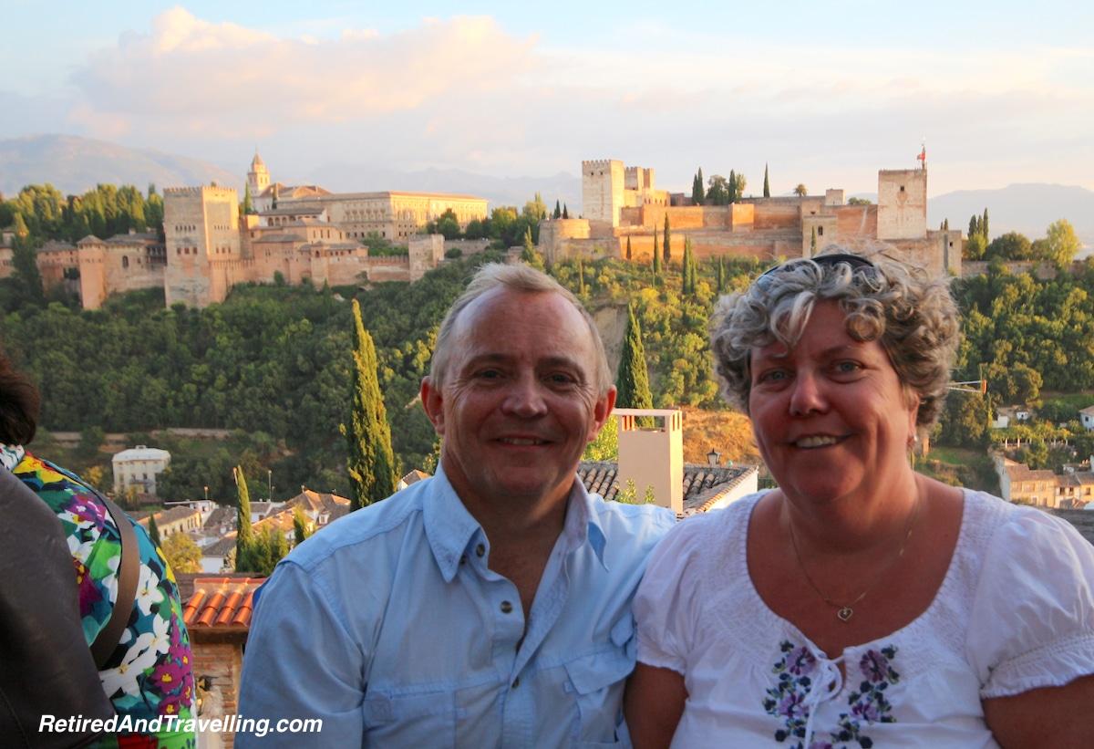 St Nicols View of Alhambra - Moorish Granada.jpg