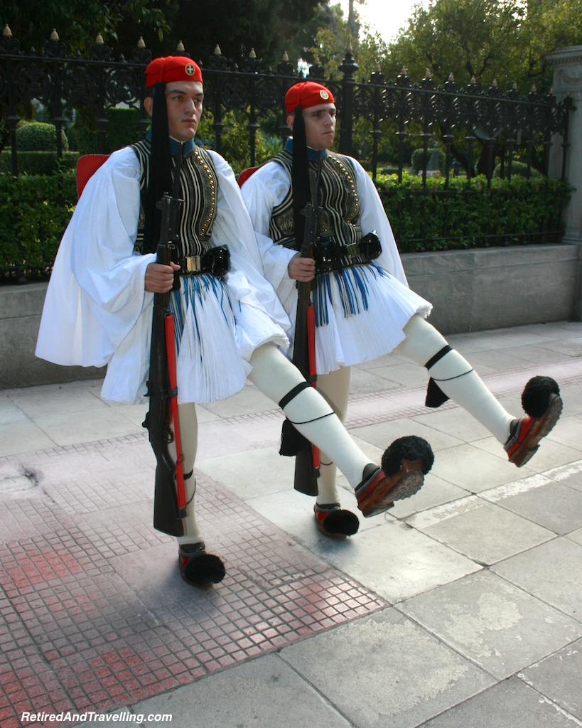 Athens Changing of the Guard - Tips for Visiting Athens.jpg