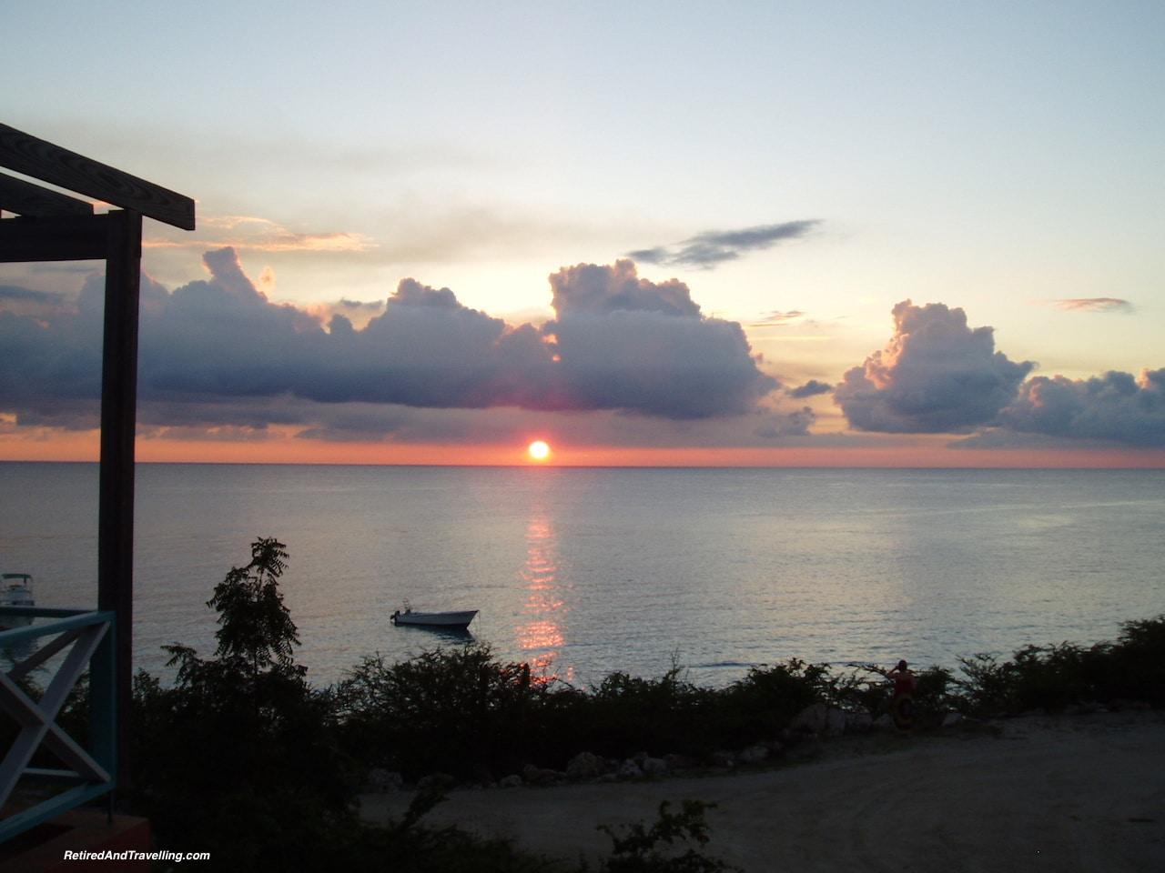 Curacao Sunset - Curacao in Hurricane Season.jpg