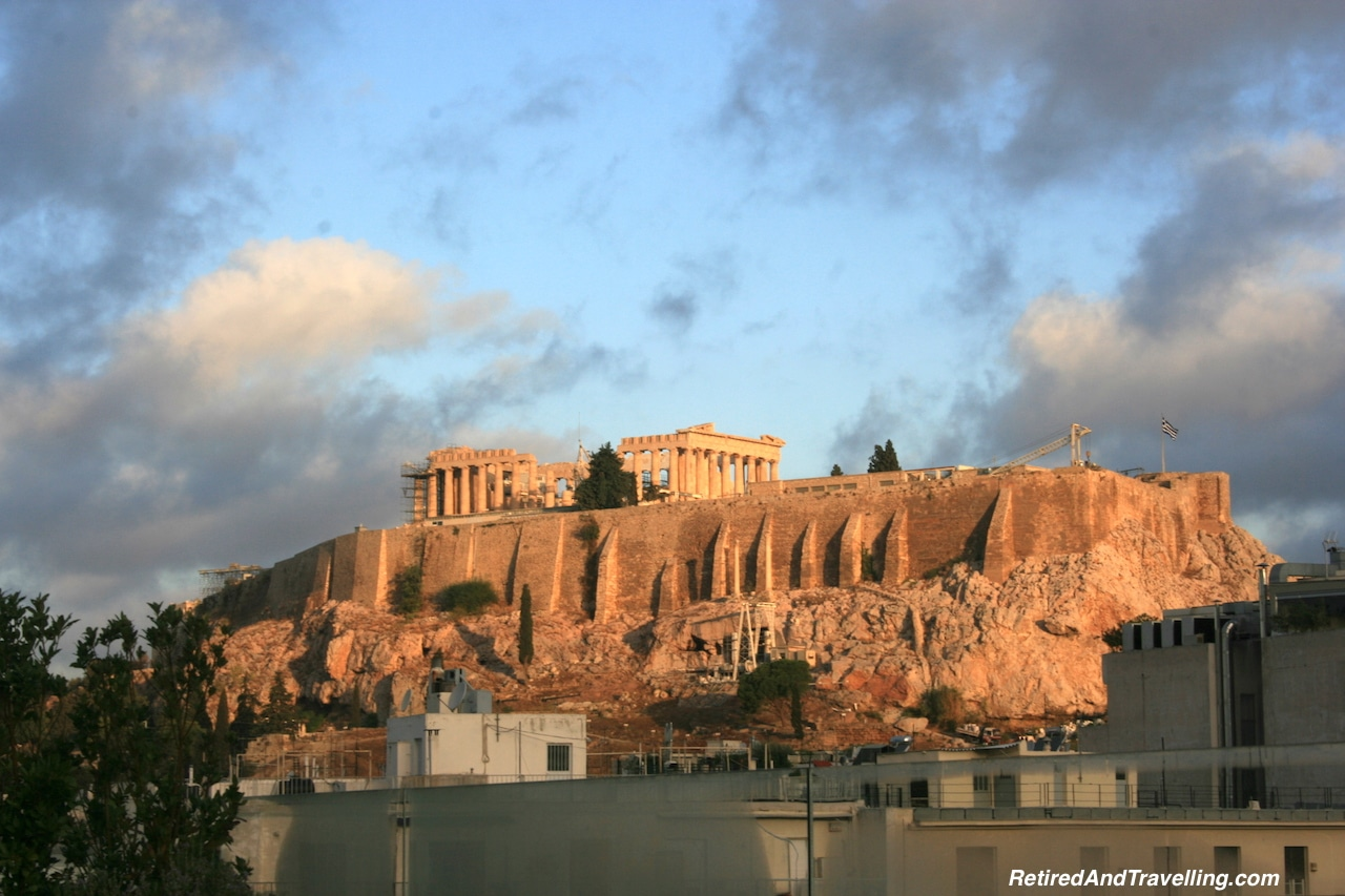 View of the Acropolis - Tips for Visiting Athens.jpg