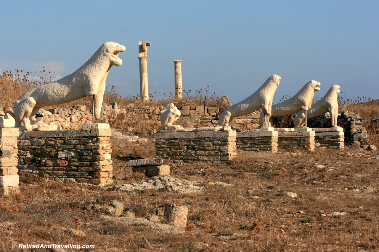 Naxian Lions on Delos - Historical Tour of the Greek Islands.jpg