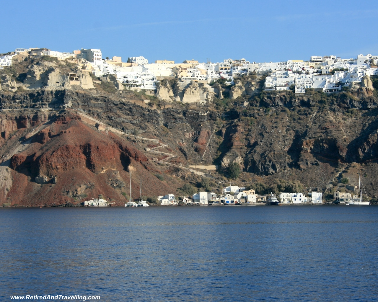 Oia From Below - Iconic Views of Santorini and Mykonos.jpg