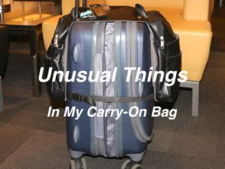 Unusual Things In My Carry-On.jpg