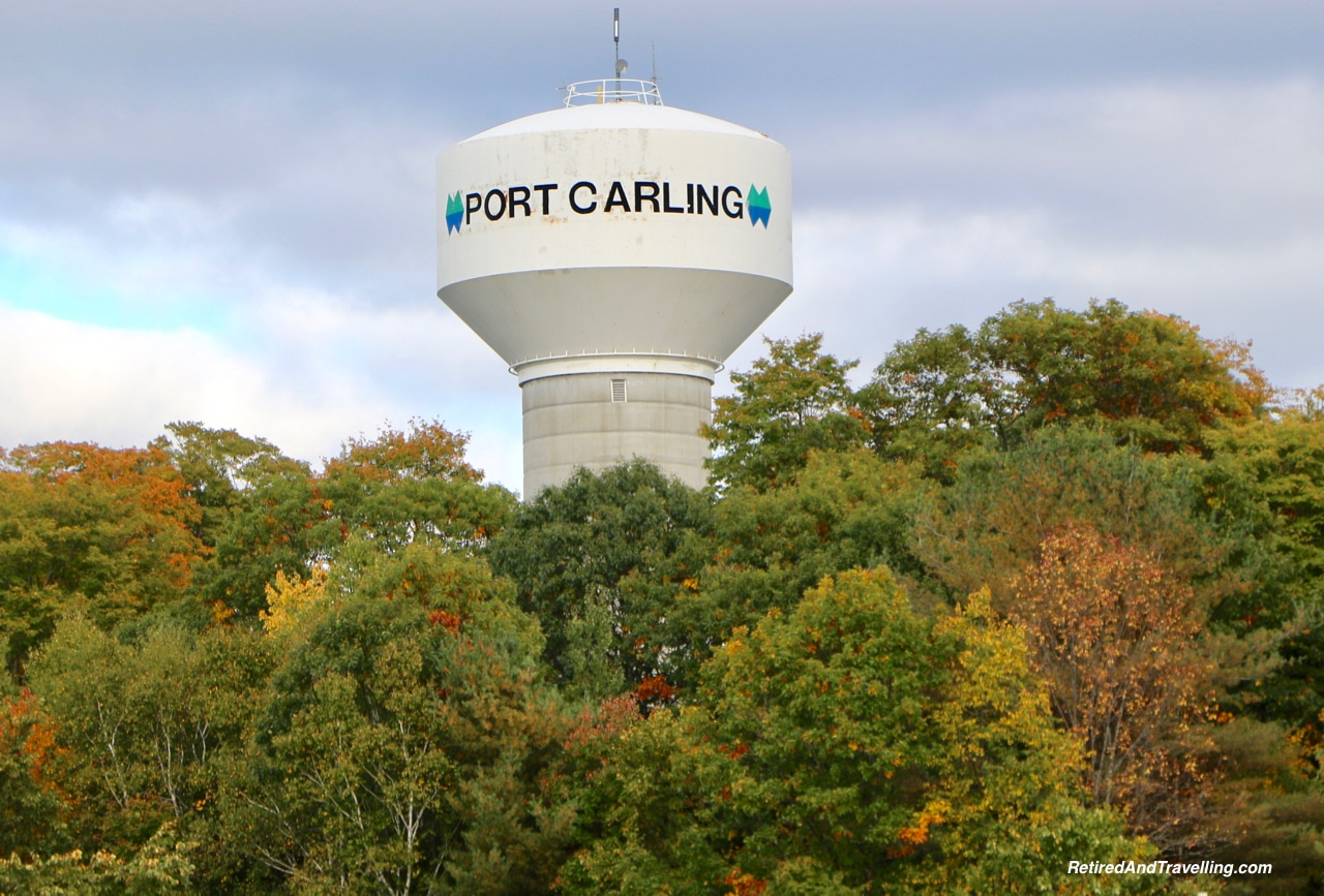 Port Carling Town Colour - Muskoka For Fall Colours.jpg