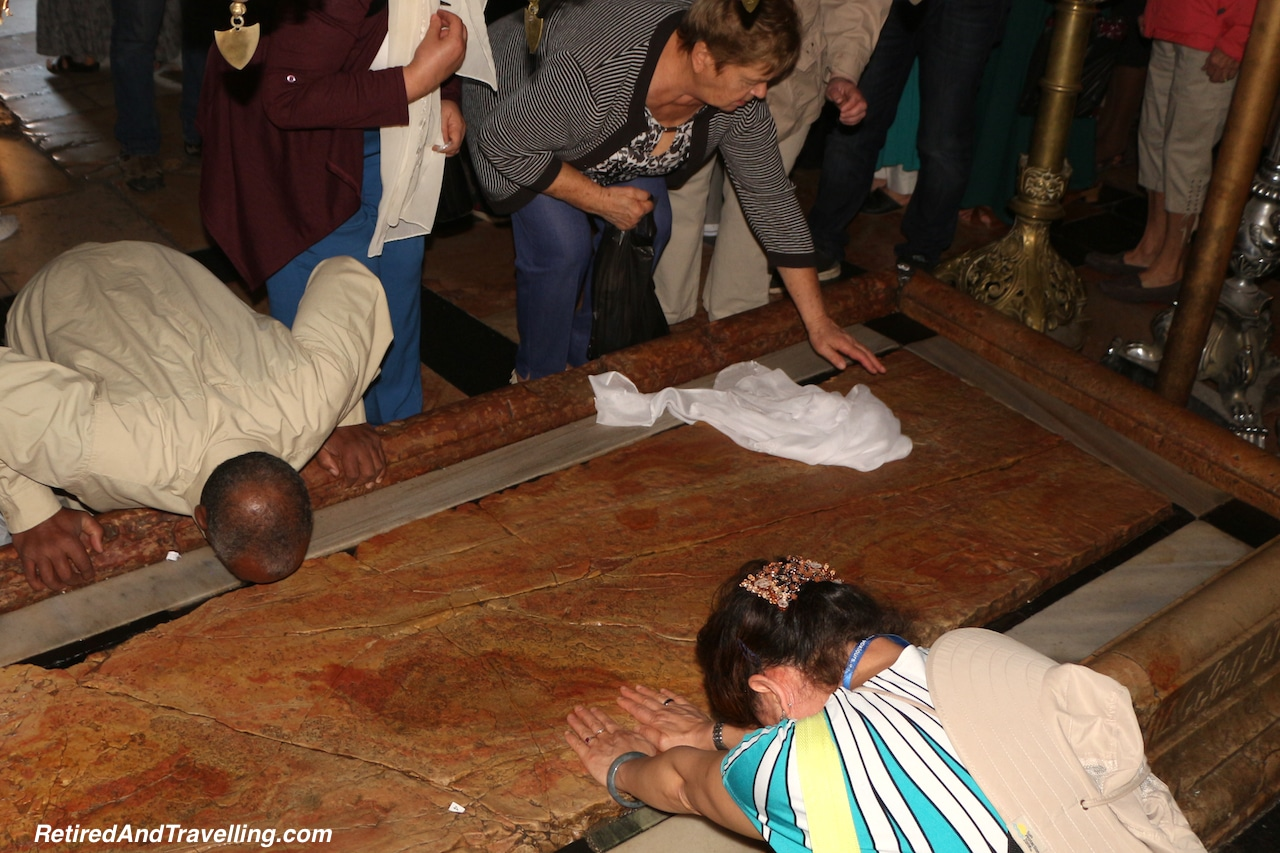 Stone of Anointing - Church of the Holy Sepulchre - Explore Jerusalem.jpg