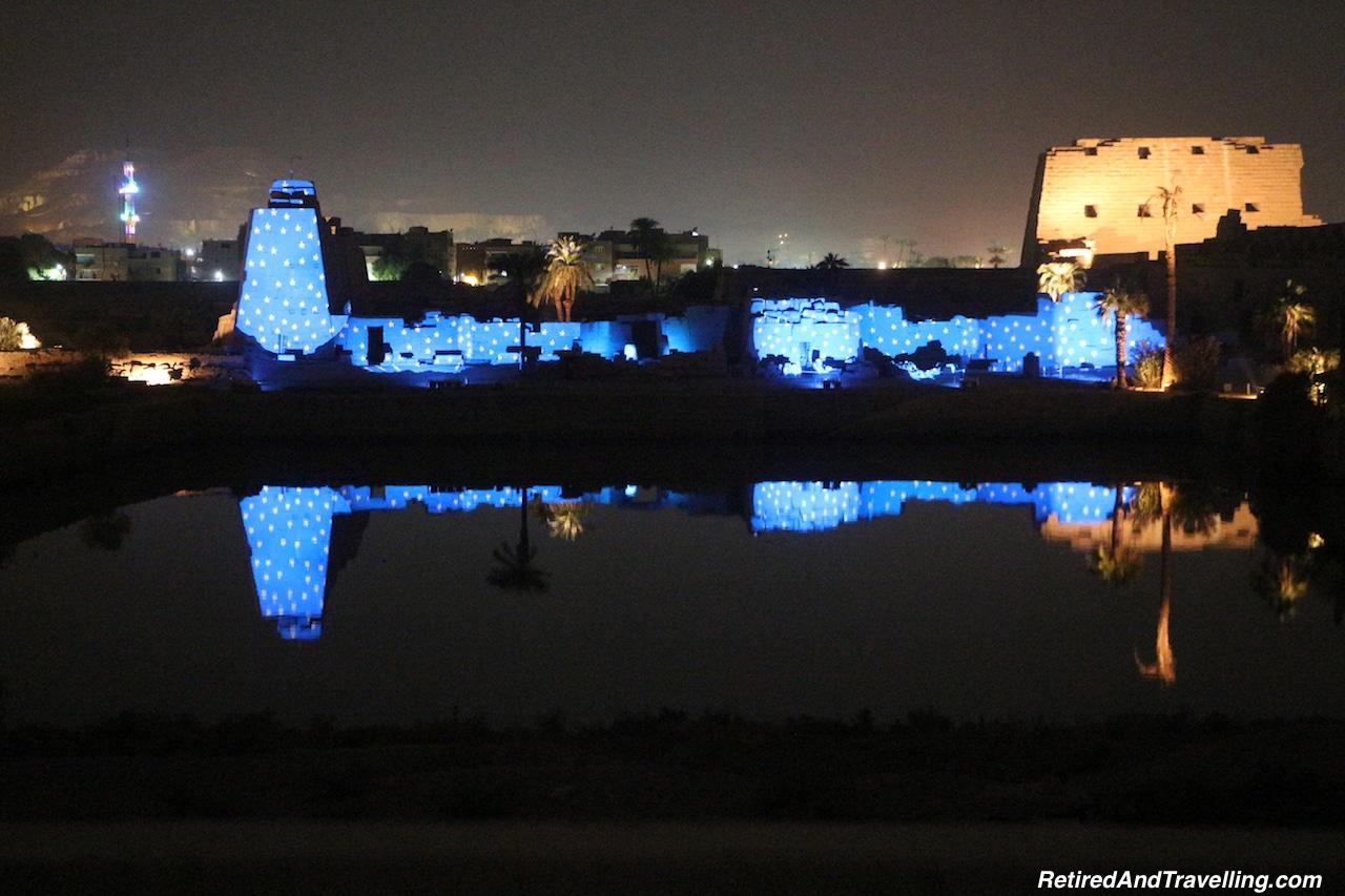 Sacred Lake - Karnak Temple Day and Night.jpg