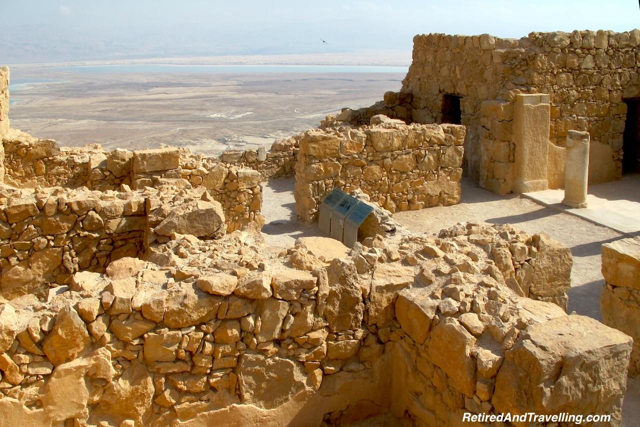 Masada Fortress - Masada and the Dead Sea.jpg