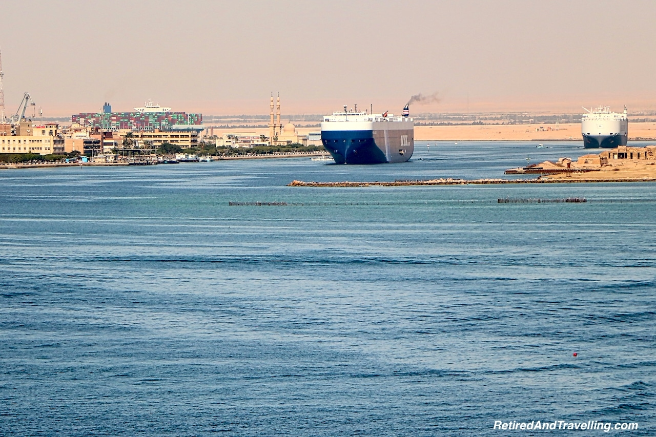 Boats in Transit - Transit Through the Suez Canal.jpg