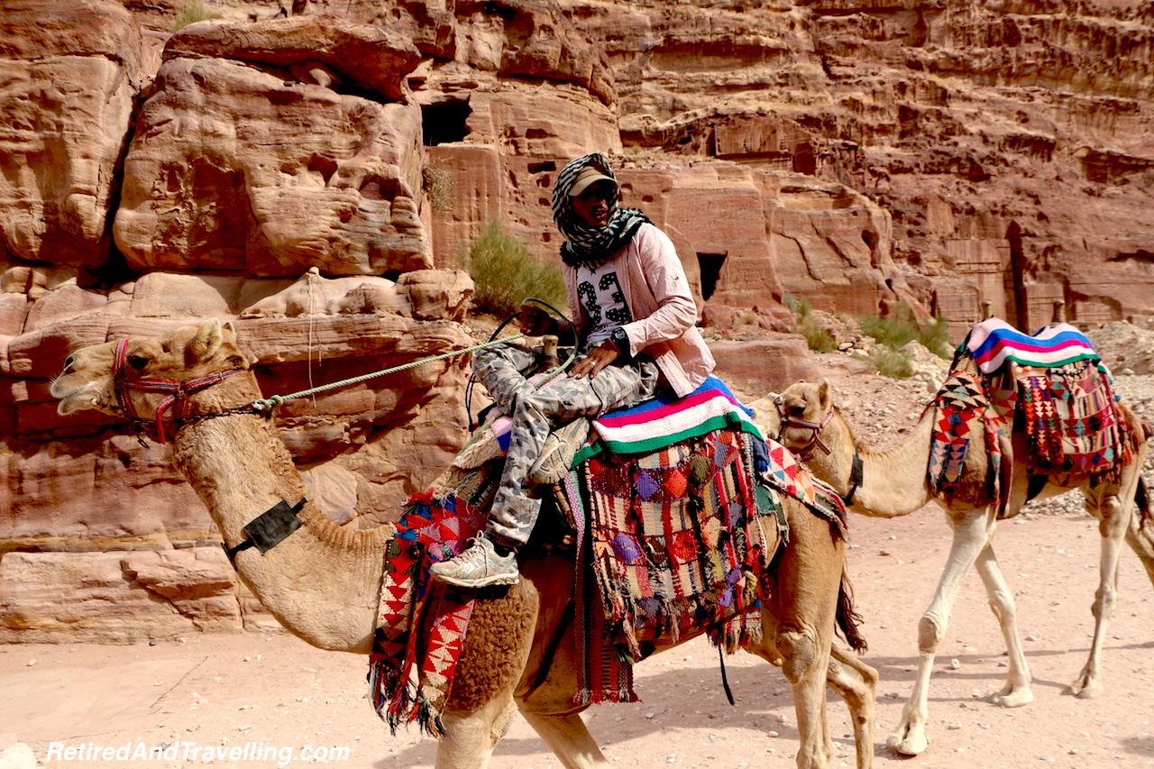 Camels at the Treasury - Lost City of Petra.jpg