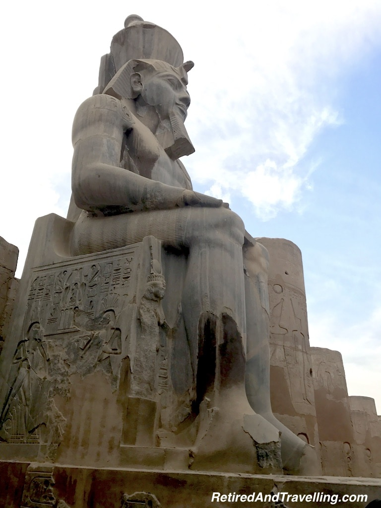 Ramses II Statue - Pharaohs At Luxor Temple.jpg