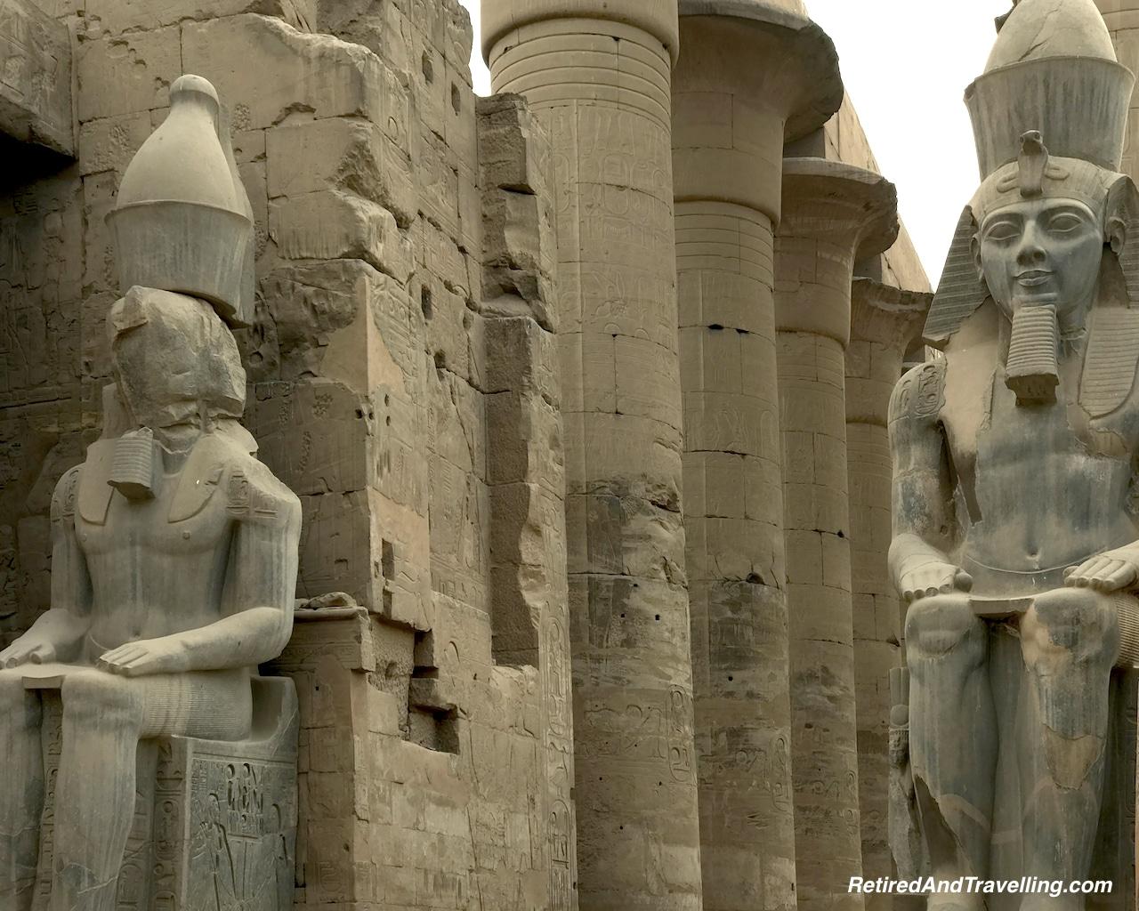 Ramses II Statue - Pharaohs At Luxor Temple.jpg