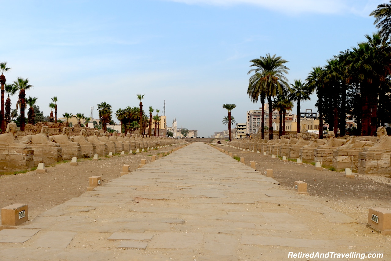 Avenue of Sphinxes - Pharaohs At Luxor Temple.jpg