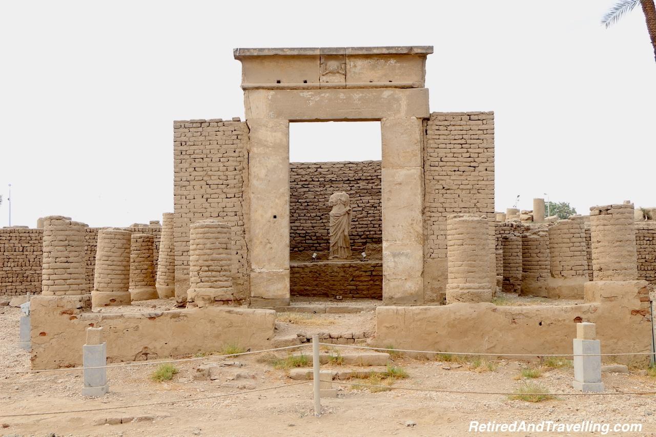 Thecia Church - Pharaohs At Luxor Temple.jpg