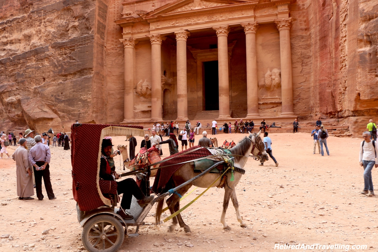 Transport into Petra - Lost City of Petra.jpg