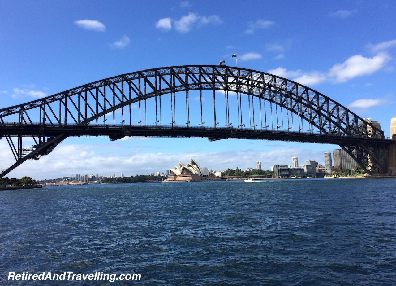 Sydney Australia Harbour Bridge Opera View - Travel Around The World in 2016.jpg