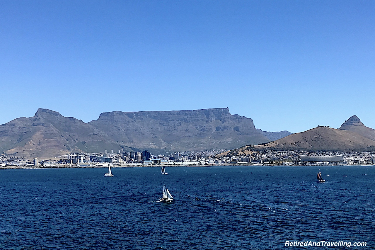 Cape Town Harbour with Table Mountain - Travel Around The World in 2016.jpg