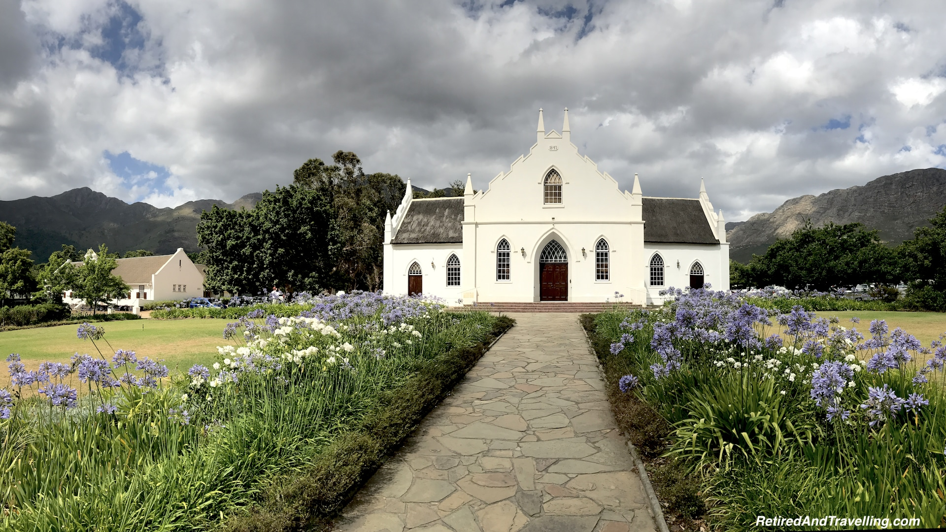 Dutch Reformed Church in Franschhoek - Wine Tour in Stellenbosch.jpg