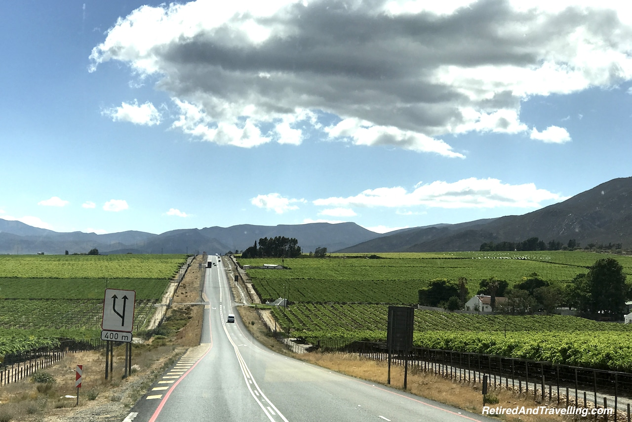 Driving Through Farm Country - Game Drive From Cape Town.jpg