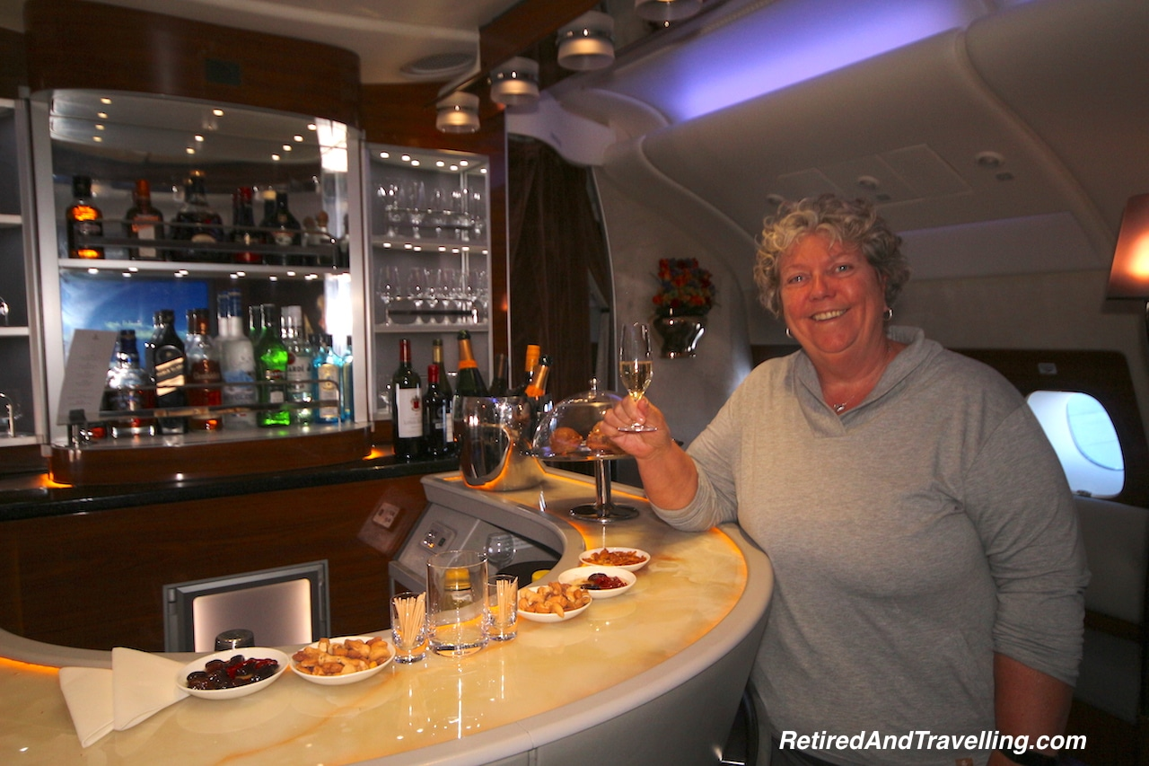 Champagne and Drinks - Emirates First Class.jpg