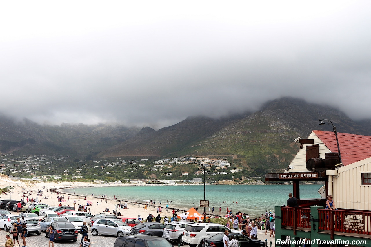 Hout Bay Beach - Sea and Mountains Surround Cape Town.jpg