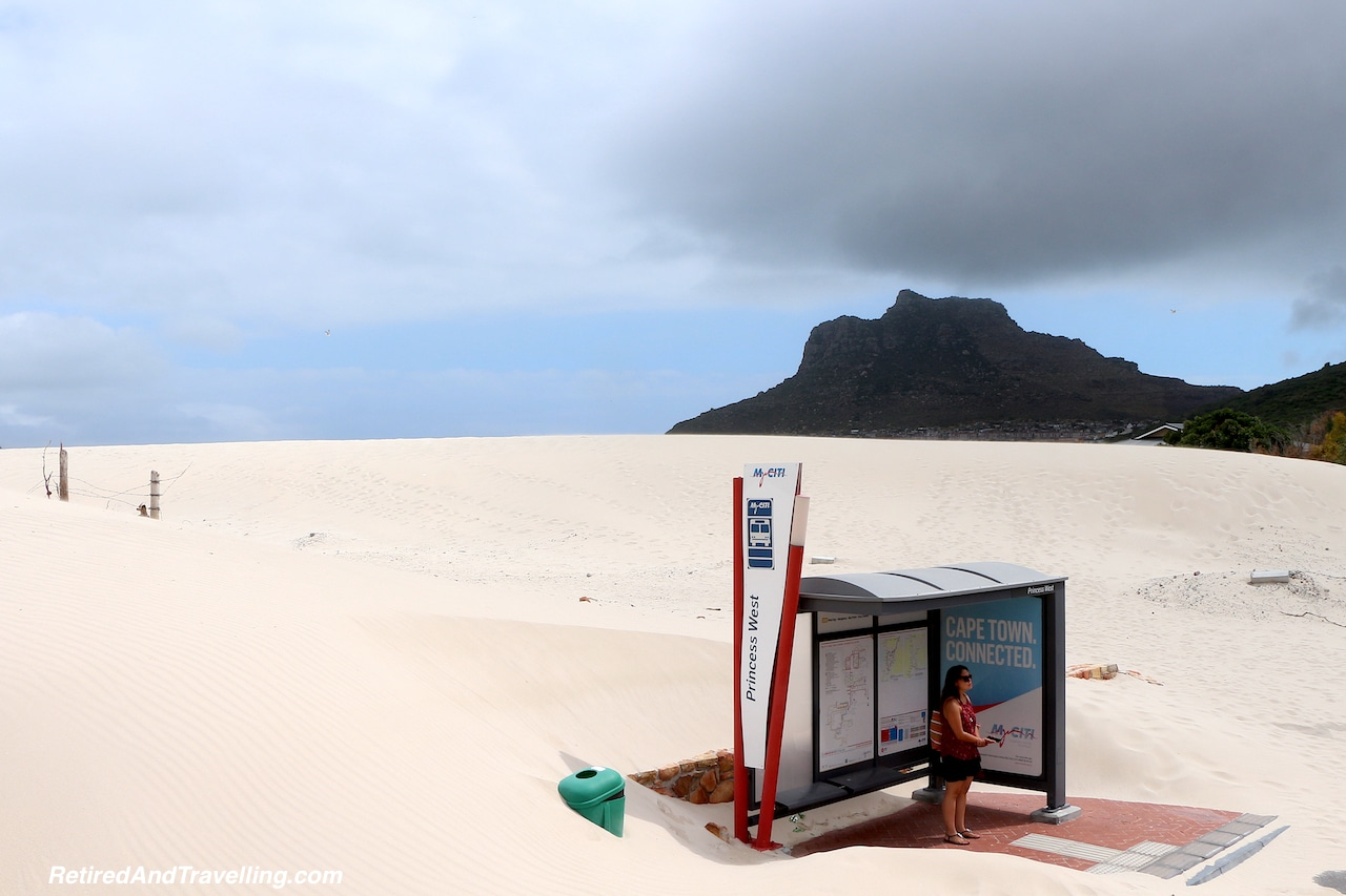 Hout Bay Sand - Sea and Mountains Surround Cape Town.jpg